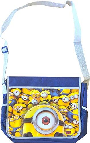 Minions Movie Bob Satchel Messenger School Shoulder Bag Latest Satchel bag